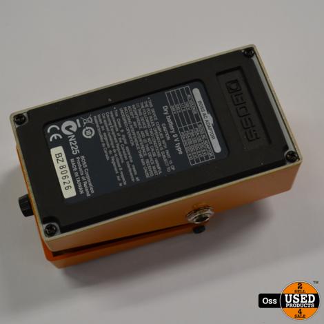 Boss DN-2 Dyna Drive gitaareffectpedaal - zonder adapter