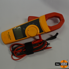 Fluke Fluke 333 Clamp Meter / Multimeter incl. hoesje en kabels