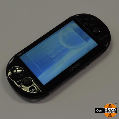 Sony Playstation Vita / PS Vita Slim - incl. USB-kabel, zonder memorycard en doos