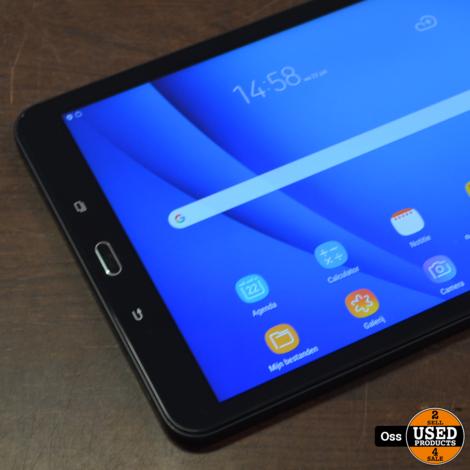 Samsung Galaxy Tab A6 2016 Black - SM-T580 16GB WIFI - inclusief oplader