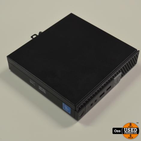 Dell Optiplex 3040M Desktop-PC incl. adapter - Win10/4GB/128GB-SSD/Celeron