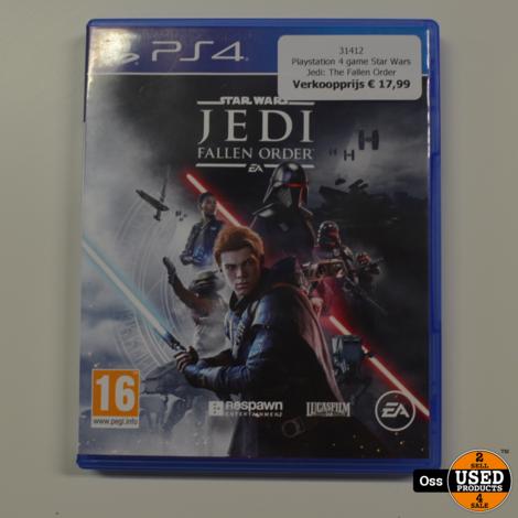 Playstation 4 game Star Wars Jedi: The Fallen Order