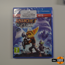 Playstation 4 game Ratchet & Clank NIEUW IN SEAL