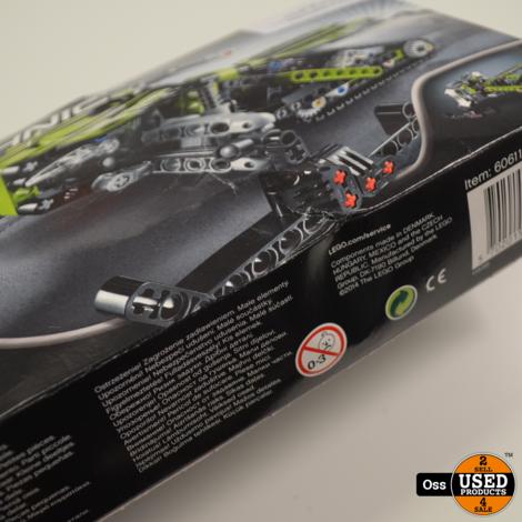NIEUW IN DOOS: Lego Technic 42021 Snowmobile - doosje heeft kreukels maar is dicht