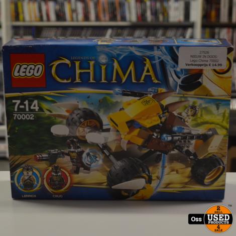 NIEUW IN DOOS: Lego Chima 70002