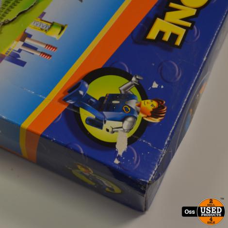 Lego jack Stone 4622 - NIEUW IN DOOS - Doos flink beschadigd