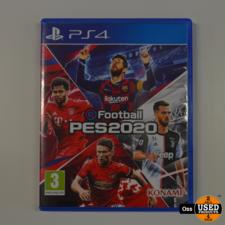 Playstation 4 game PES 2020 / Pro Evolution Soccer 2020