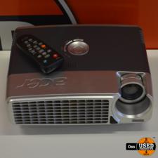 Acer Beamer PH112 DLP - D4P0506 - incl. AB en stroomkabel