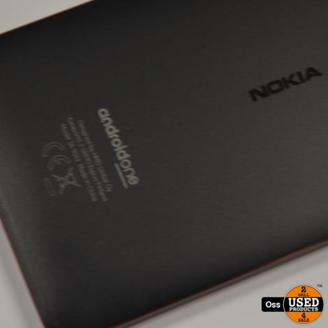 Nokia 6.1 Copper-Black Smartphone incl. lader - 32GB/3GB - Simvrij incl. USB-C kabel - DUAL-SIM