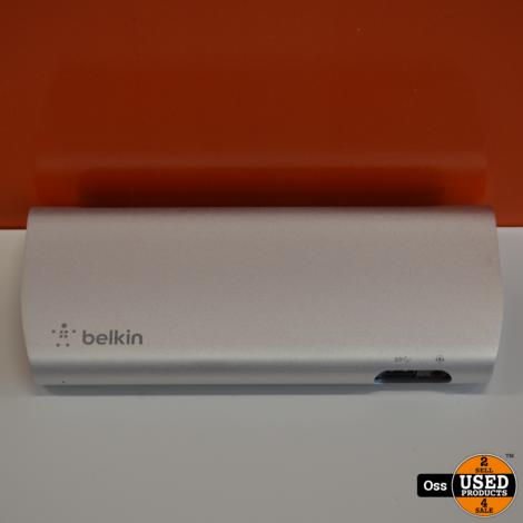 Belkin Thunderbolt 2 Express Dock HD incl. adapter en TB kabel - geen doos/verpakking