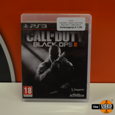 Playstation 3 game Call of Duty Black Ops 2 / Black Ops II