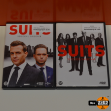 DVD Boxen Suits seizoen 5 + 6