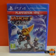 NIEUW IN SEAL: Playstation 4 game Ratchet & Clank