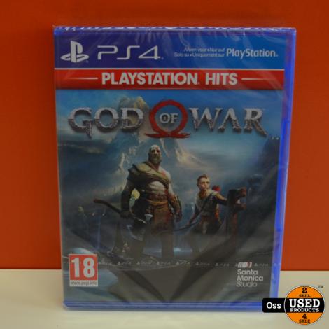 NIEUW IN SEAL: Playstation 4 game God of War