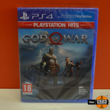 NIEUW IN SEAL: Playstation 4 game God of War 2018