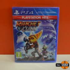 NIEUW IN SEAL: Playstation 4 game Ratchet & Clank / Ratchet and Clank