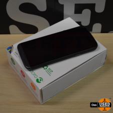 ZGAN IN DOOS: Doro 8050 Smartphone - Simvrij incl. doosje, oplader, oordopjes en korte handleiding - Seniorentelefoon / Senioren Smartphone