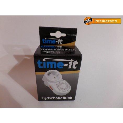 Time-it Tijdschakelklok