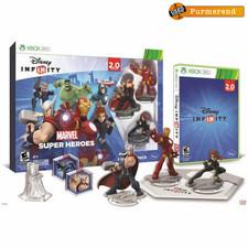 Disney Infinity Disney Infinity 2.0 Starterset Nieuw voor Xbox 360