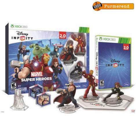 Disney Infinity 2.0 Starterset Nieuw voor Xbox 360