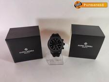Alpha Sierra Alpha Sierra Horloge - Blackhawk - UH60B - Horloge - Siliconen - 48 mm - Zwart