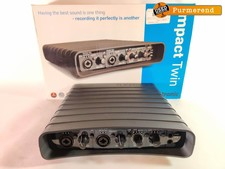 TC Electronic TC Electronic Impact Twin FireWire audio interface