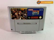 Nintendo Nintendo Super Nes Game: Donkey Kong Country 2 (losse cassette)