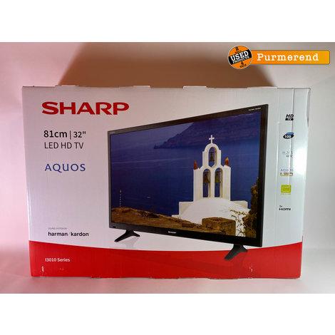 Sharp Aquos LC-32HI3012E - HD Ready LED TV | Nieuw in Doos