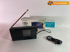 Sony Sony ICF-SW10FL Wereldontvanger FM / SW / MW / LW