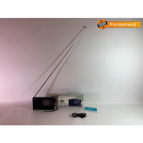 Sony ICF-SW10FL Wereldontvanger FM / SW / MW / LW