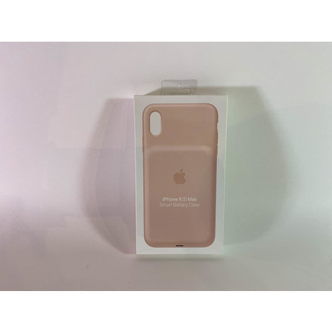 Apple iPhone XS Max Smart Battery Case Roze   Nieuw in Seal