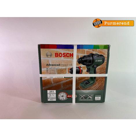 Bosch AdvancedImpact 18 Body - Zonder Accu & Oplader | Nieuw