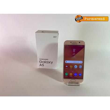 Samsung Galaxy A5 2017 32GB Rose Gold | Compleet in Doos