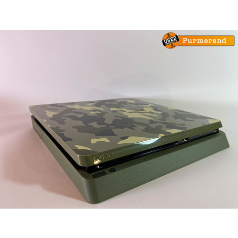 Playstation 4 1TB Camo + 2 Camo Controllers