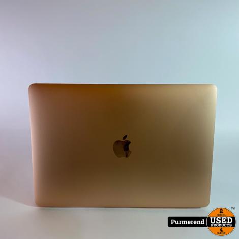 MacBook Air 13'' 2018 Rose Gold i5 8GB Ram 256GB SSD | Zeer Nette Staat