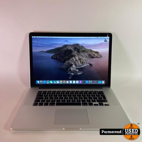 Macbook Pro 15'' Mid 2015 i7 2,2GHz 16GB Ram 256GB SSD