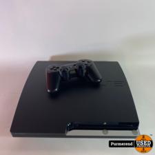 Sony Playstation 3 Slim 160GB + 1 Controller | Compleet