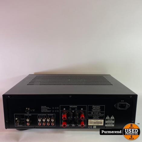 Pioneer SX-20-K Versterker
