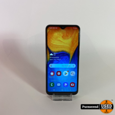 Samsung Samsung Galaxy A20E 32GB Zwart   Gebruikt