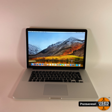 Apple Macbook Pro 15'' Mid 2014 i7 2,2GHz 16GB Ram 256GB SSD