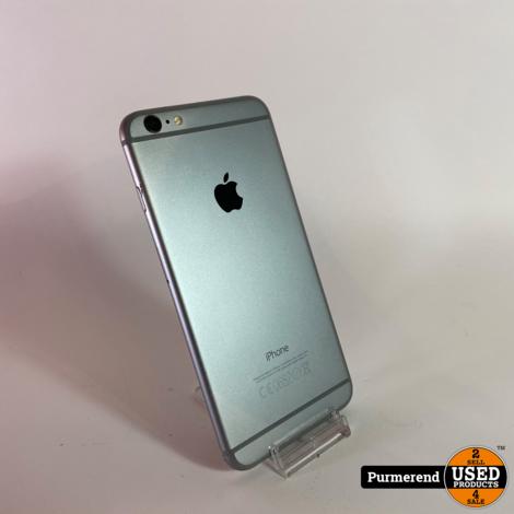iPhone 6 Plus 16GB Zwart | Goede Staat