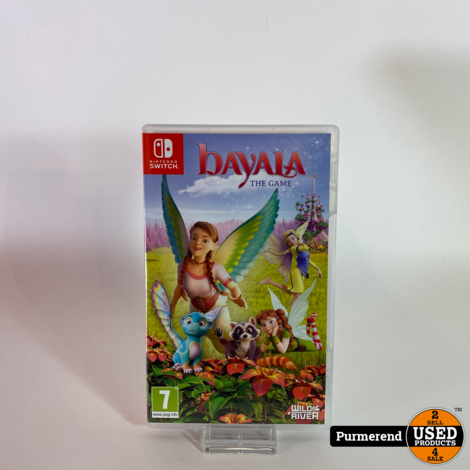 Nintendo Switch Game: Bayala