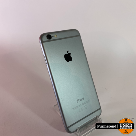 iPhone 6 32GB Space Gray | Nette Staat