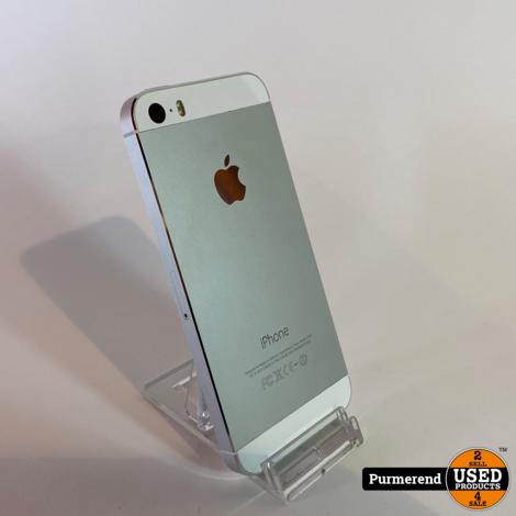 iPhone 5s 16GB Wit | Compleet in Doos