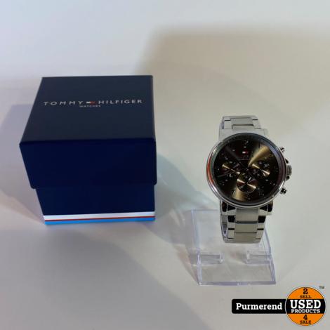 Tommy Hilfiger TH1710382 Heren Horloge   Nieuw