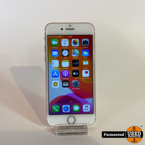 iPhone 7 128GB Rose Goud | In Nette Staat