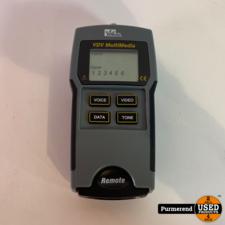 Ideal Ideal VDV Multimedia 33-856 Kabel Tester