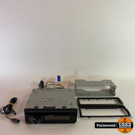 Pioneer DEH-S310BT Bluetooth Auto Radio + Mic