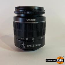 Canon Canon EF-S 18-55mm 1:3.5-5.6 III | Lens