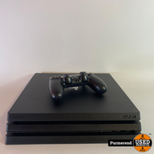 Sony Playstation 4 Pro 1TB | Compleet + 1 Controller